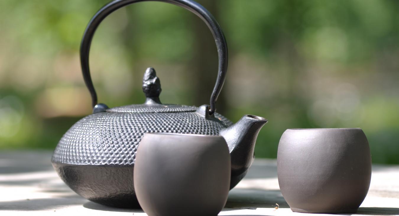 PATCHOULI Thé: Le thé à portée de clic !