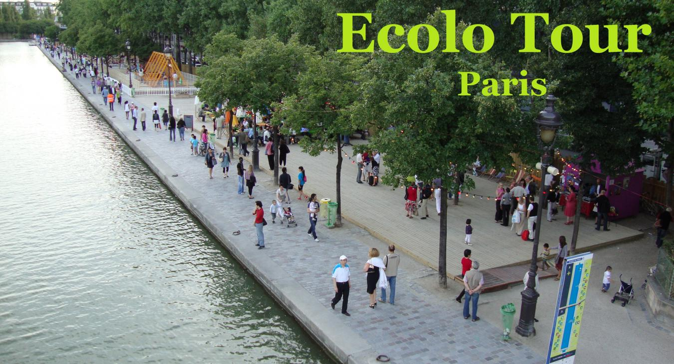Ecolo Tour Paris