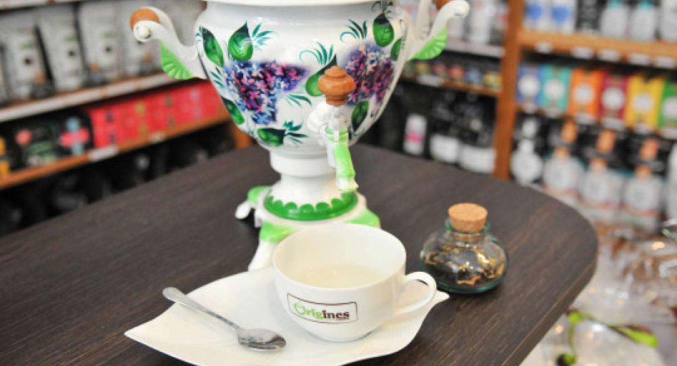 Origines Tea & Coffee - Épicerie fine 100% bio