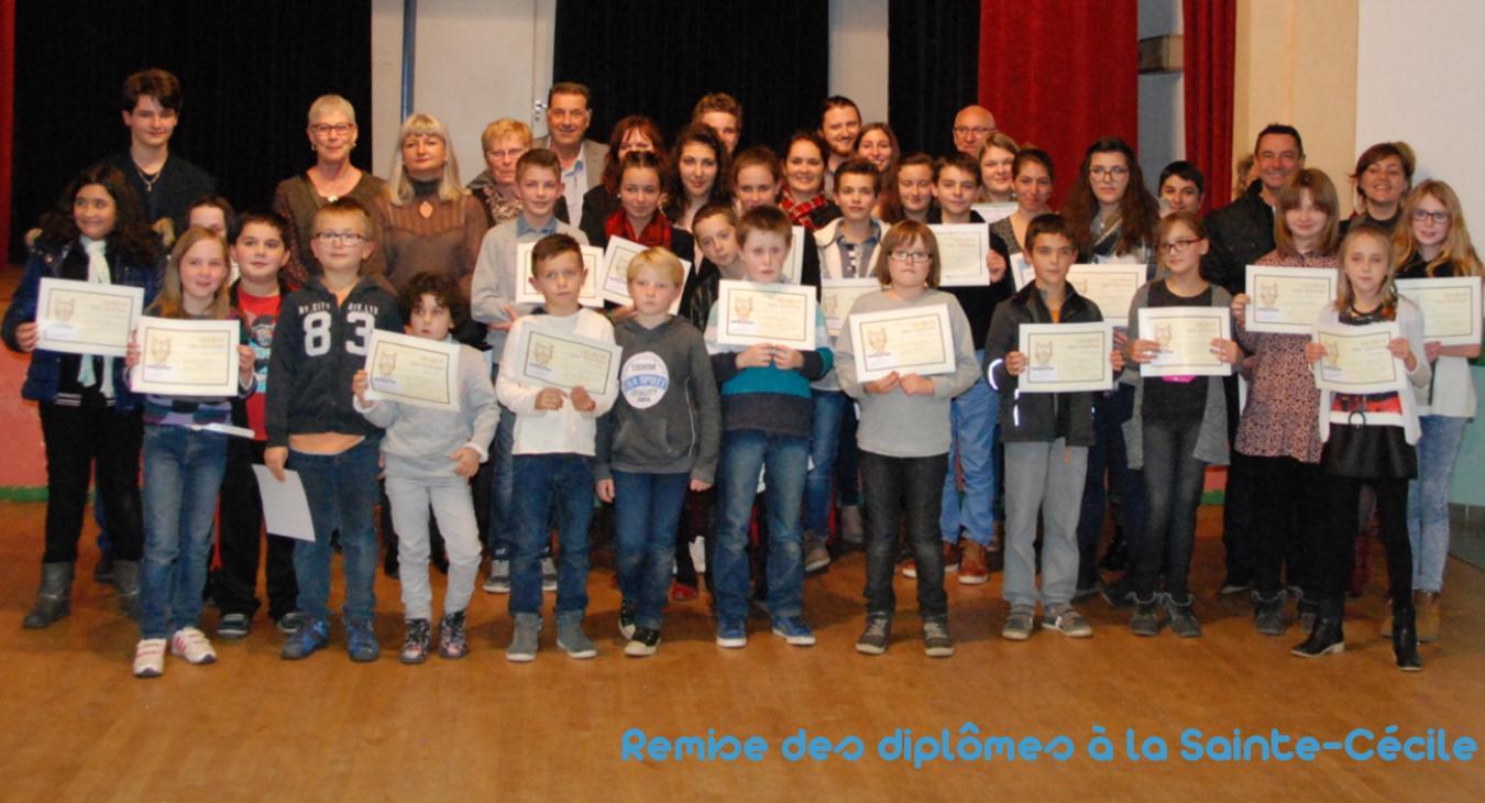 Soutenez l'école de musique de Diou!