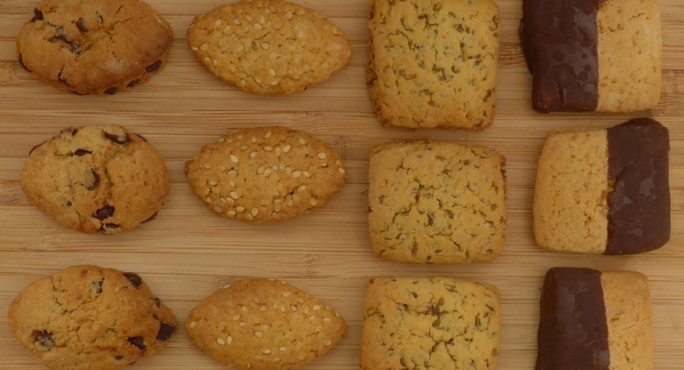 Doudélice, biscuits bio
