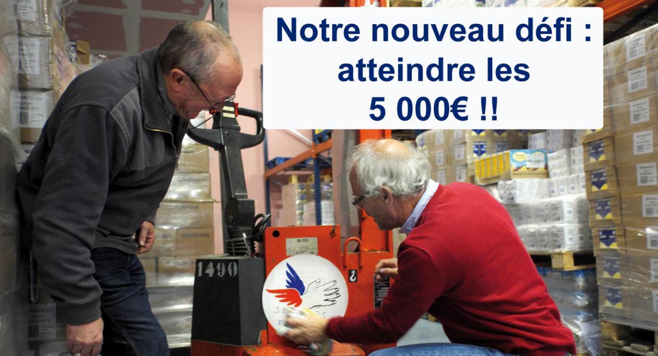 Secours populaire de Seine-Maritime