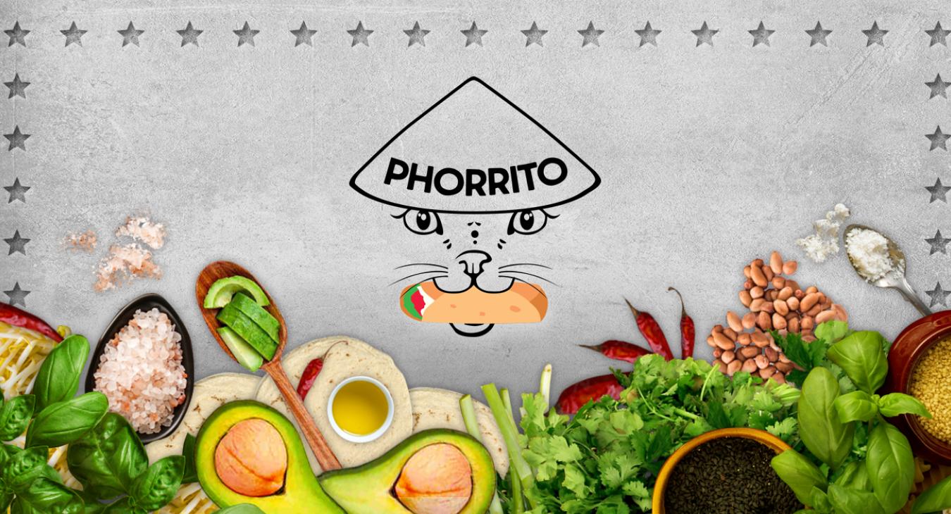 PHORRITO = fusion du Phô et du Burrito