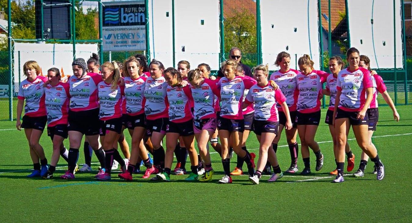 Développement du rugby féminin