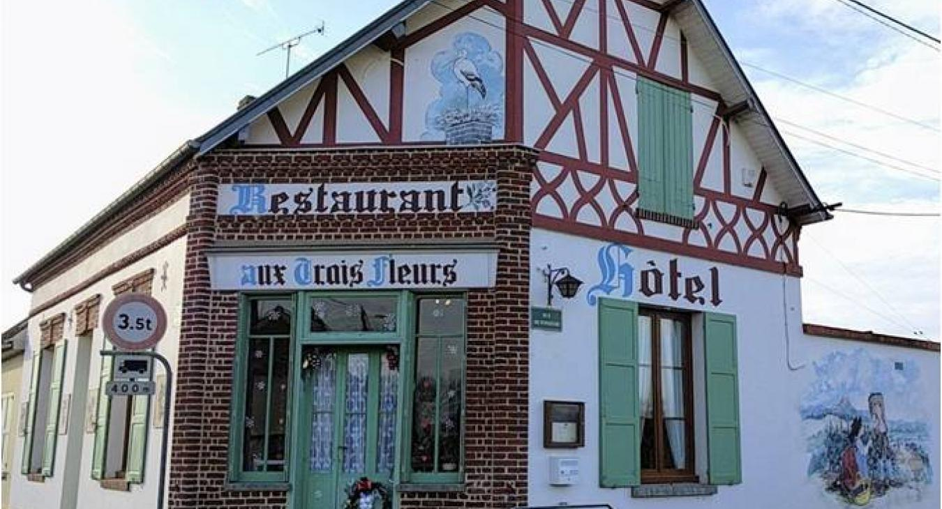 Restaurant Aux Trois Fleurs