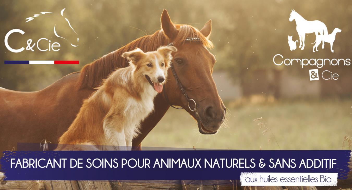 C&cie  - Fabricant de soins naturels pour animaux