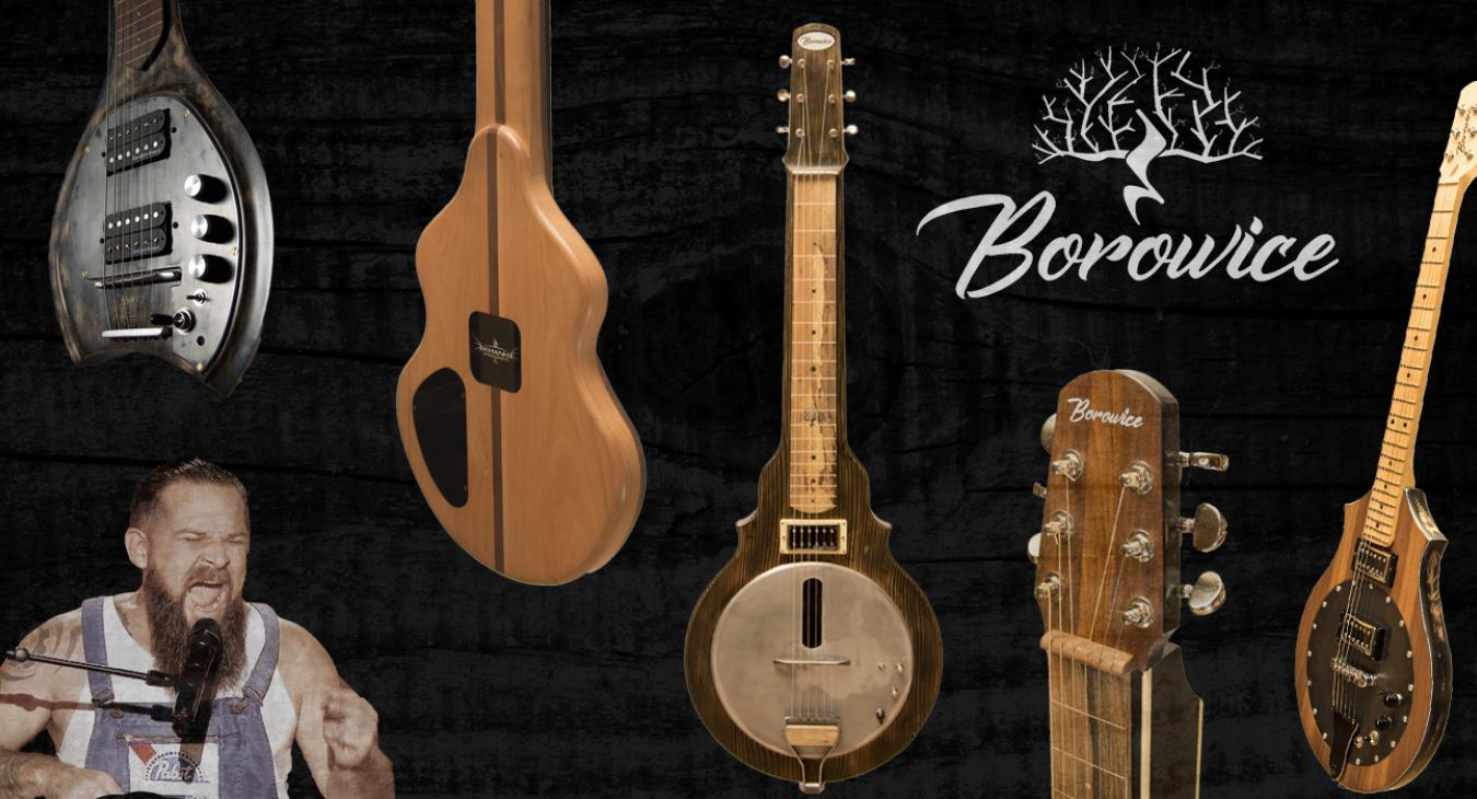 Borowice lutherie