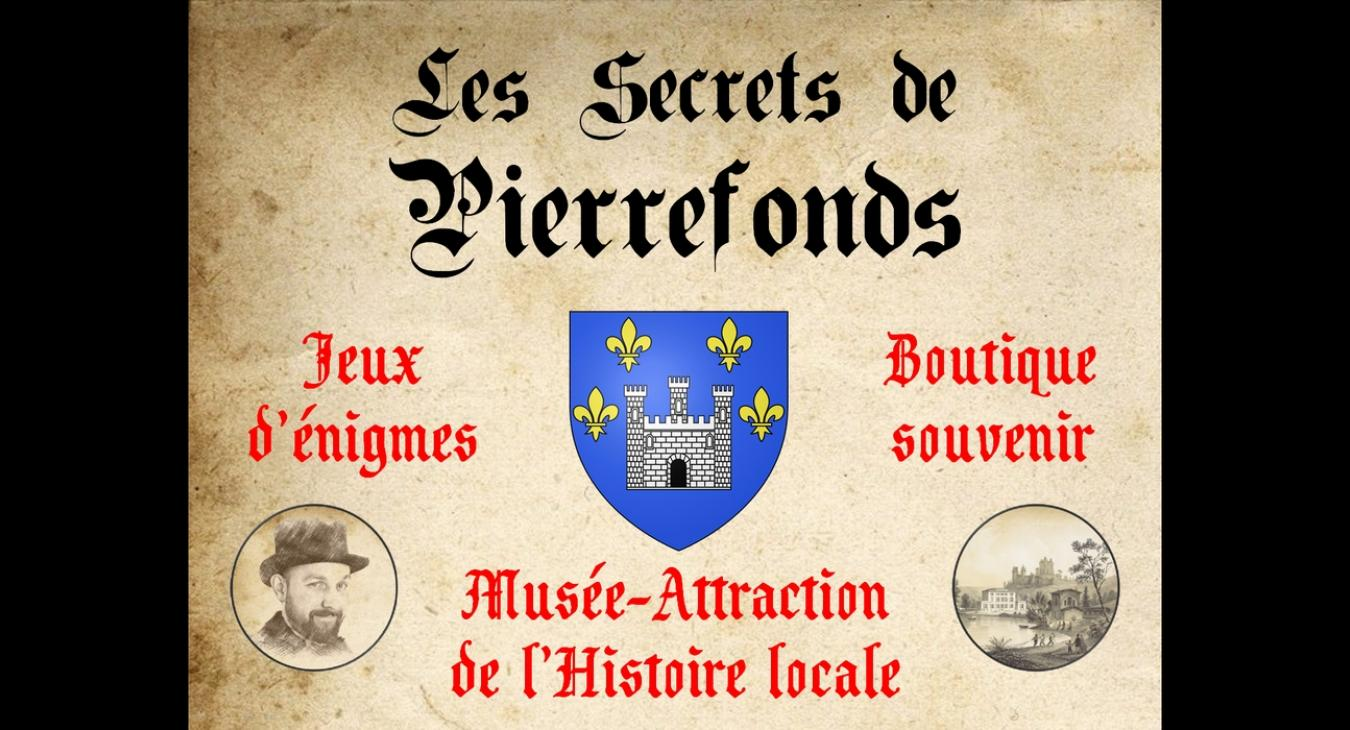 Les Secrets de Pierrefonds