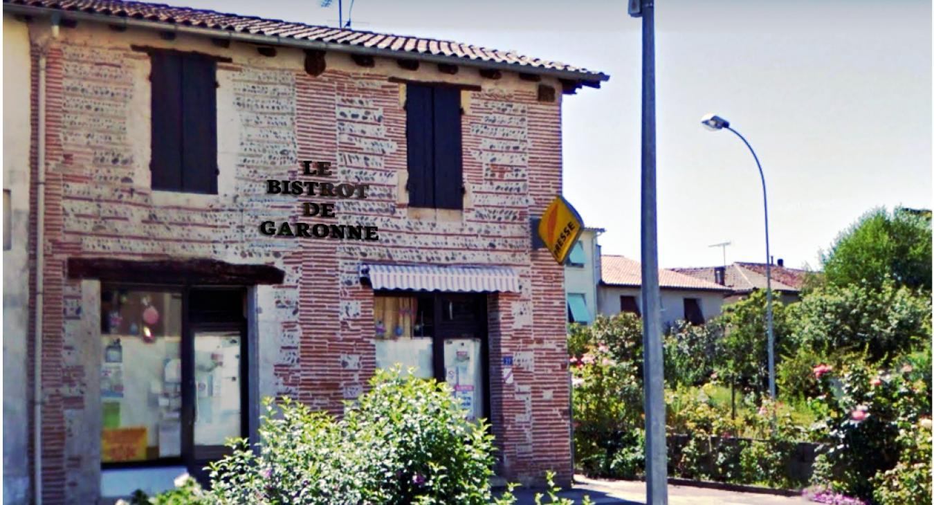 Le bistrot de Garonne