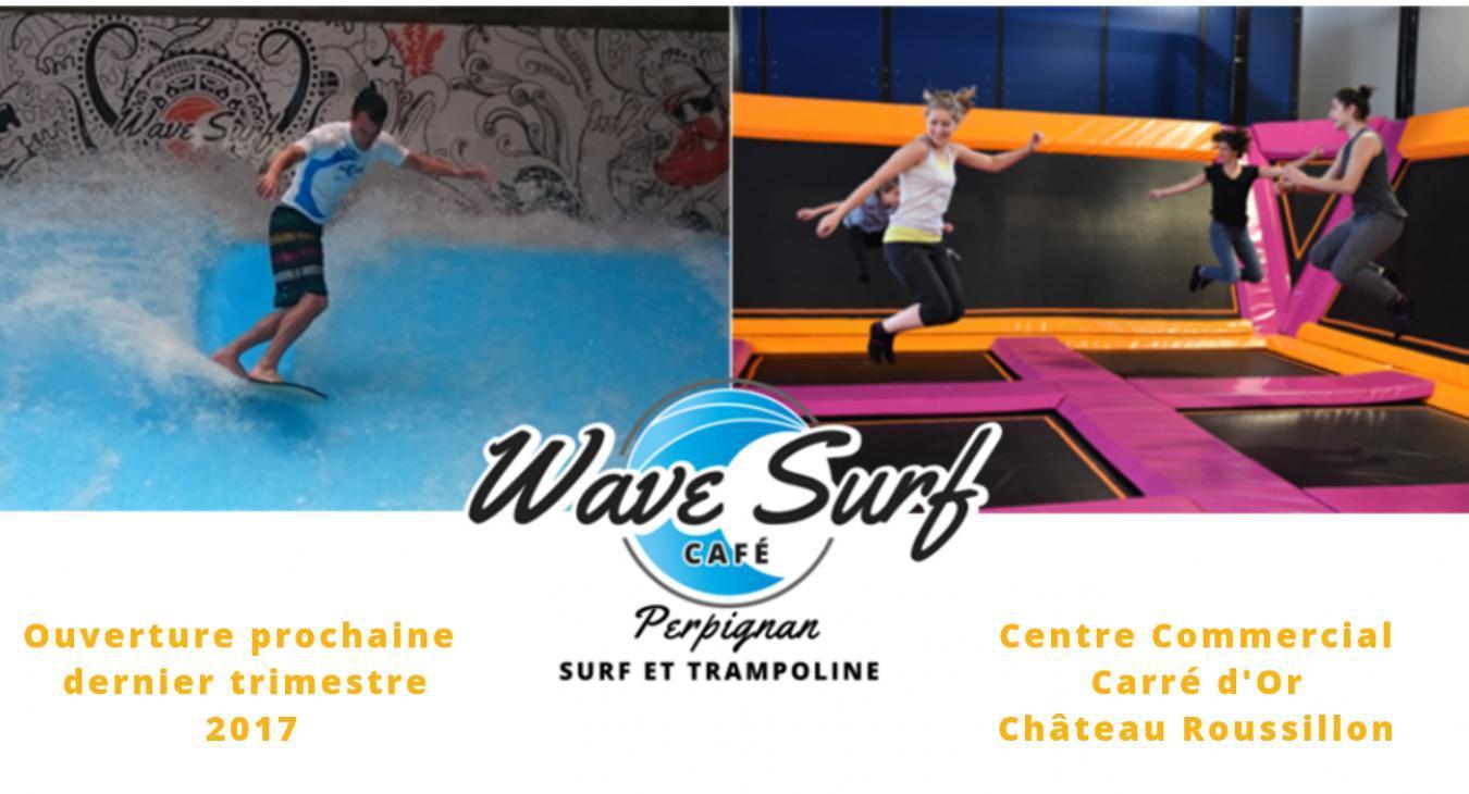 Wave Surf Café Perpignan