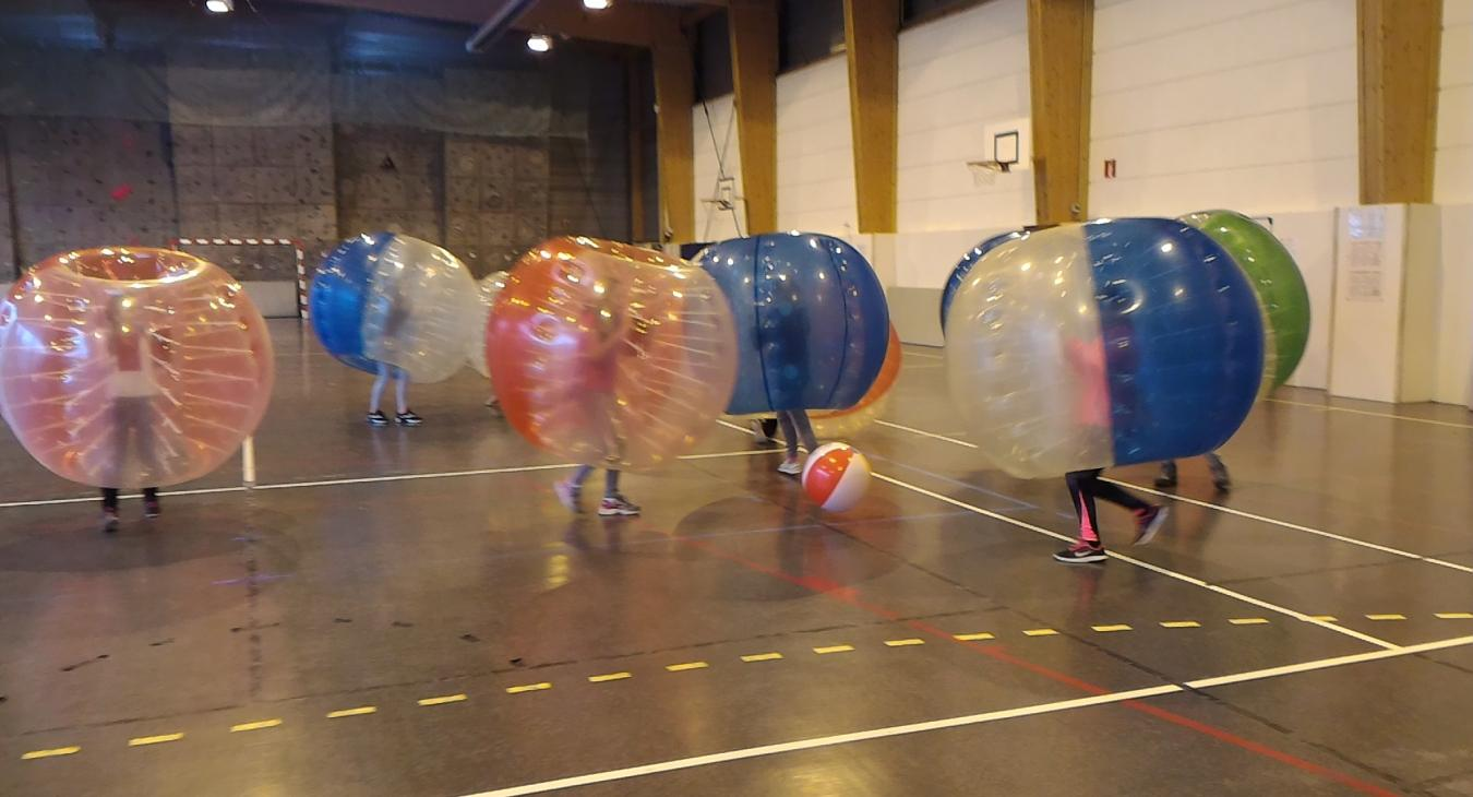 De nouvelles bulles
