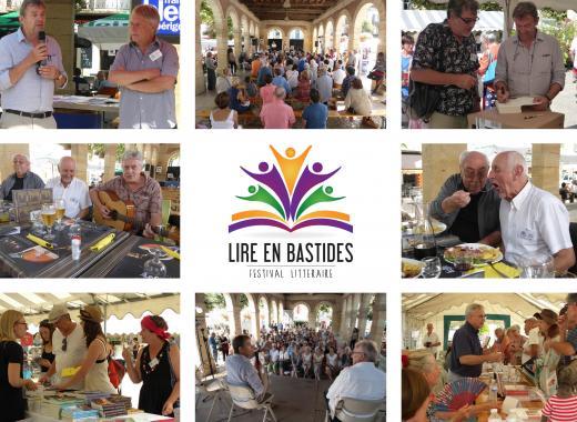 Développer le festival littéraire de Lalinde
