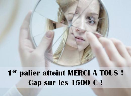 Maquillage de réparation