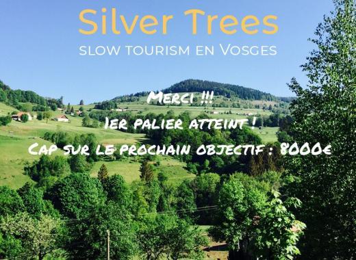 Silver Trees - Slow Tourisme en Vosges