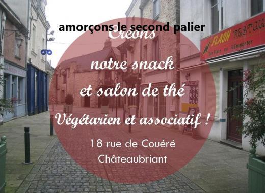 Pour redonner vie au centre de Châteaubriant !