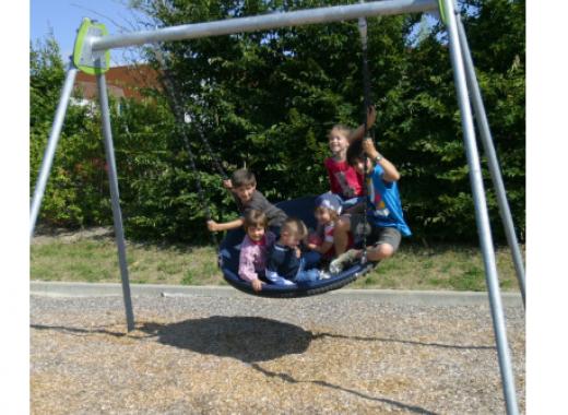 Des jeux pour les enfants polyhandicapés
