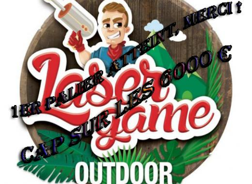 LASER GAME OUTDOOR