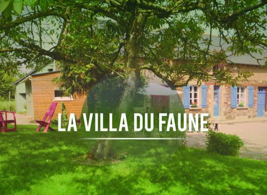 La Villa du Faune
