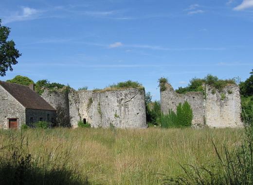 Sauver le Château de Montaiguillon