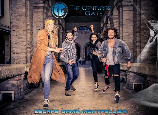 THE CENTURIES GATE