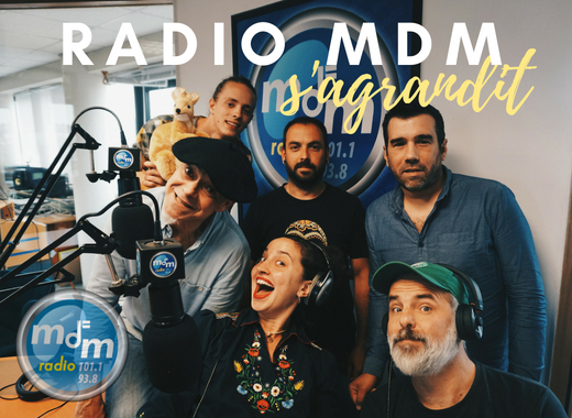 Radio MDM s'agrandit