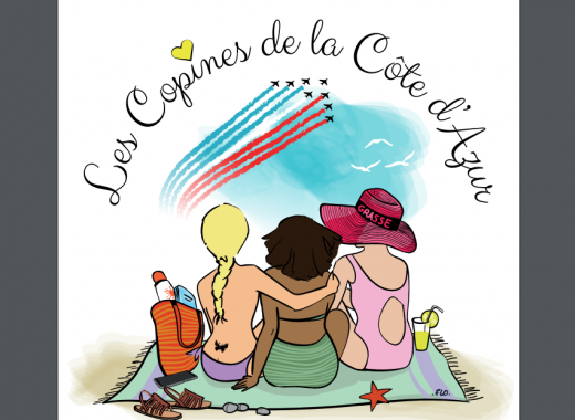 Les Copines de la Côte d'Azur