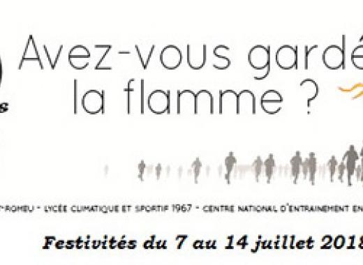 50 ans de la Cité Préolympique de Font-Romeu