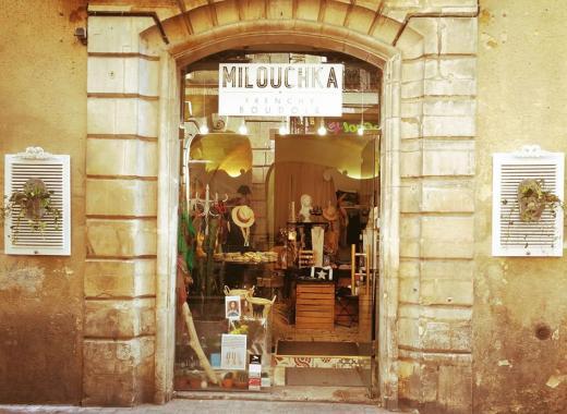 Boutique MILOUCHKA
