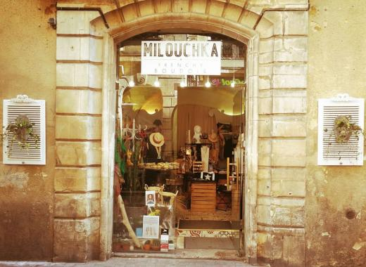 Boutique MILOUCHKA