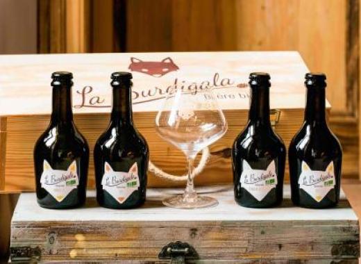 La Burdigala, bière Bio de dégustation