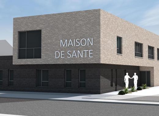 Notre maison de santé à St Valéry en Caux