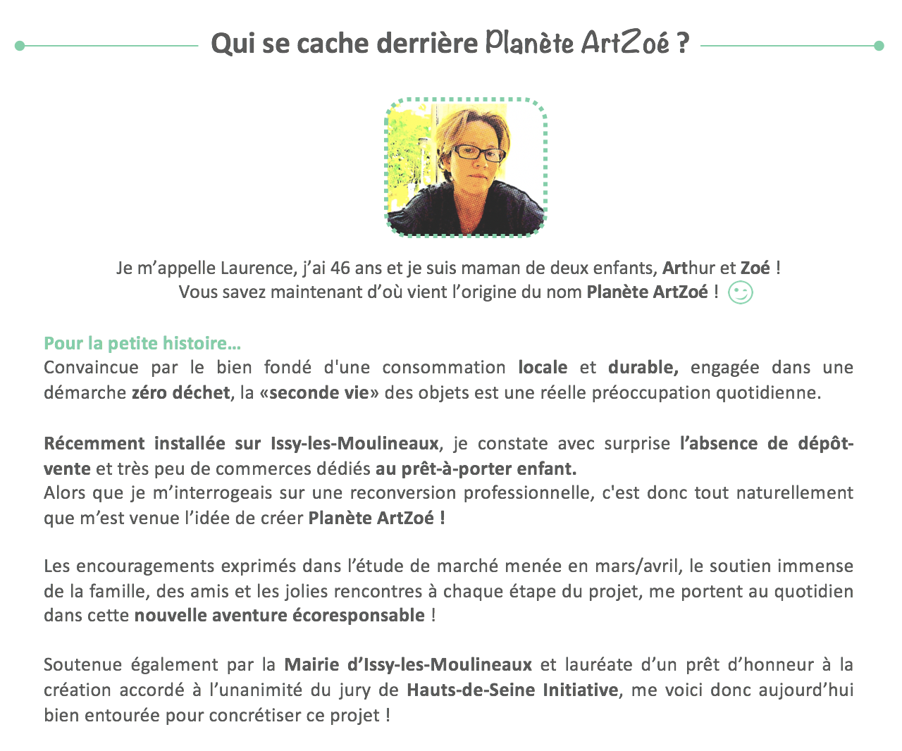 Planete Artzoe Un Crowdfunding Commerce De Proximite Sur Tudigo Page 4