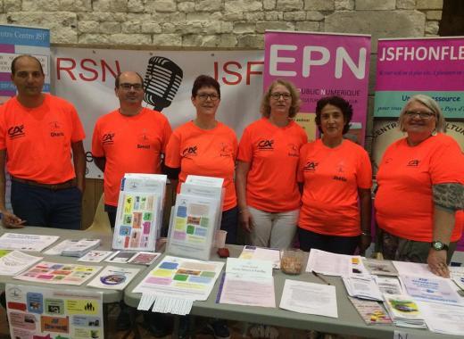 JSF Honfleur - EPN