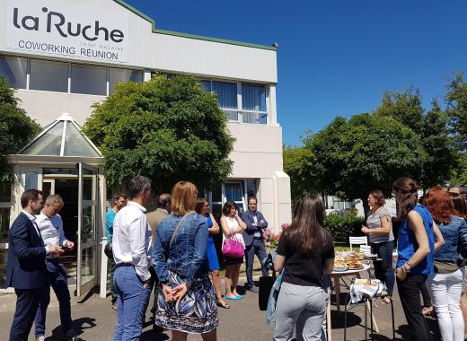 La Ruche / La Récréation des Coworkers