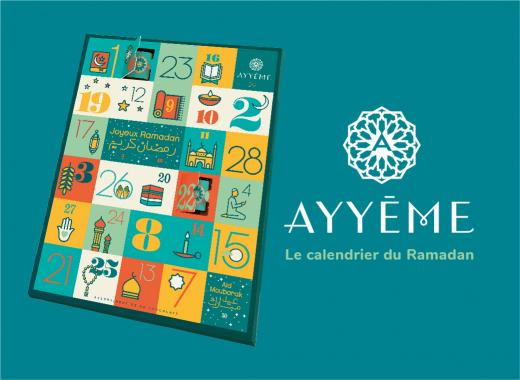 "Le Calendrier du Ramadan ""Ayyème"""