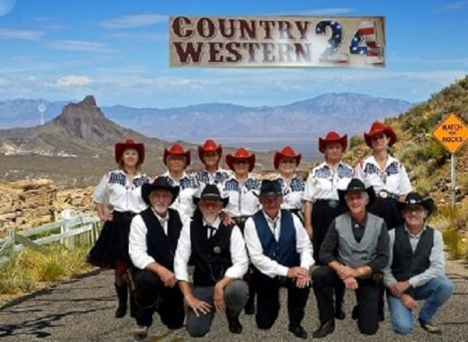 Country Western 24 !