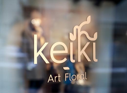 KeiKi création d'une boutique de fleurs