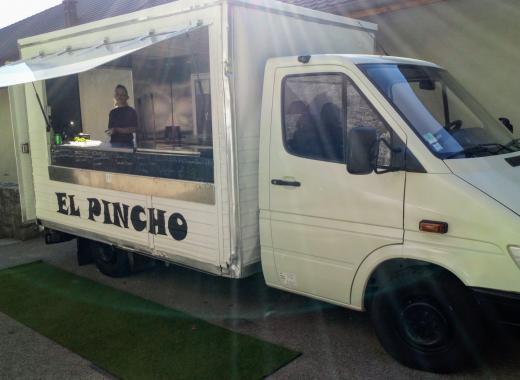 """FOODTRUCK """"EL PINCHO"""""""