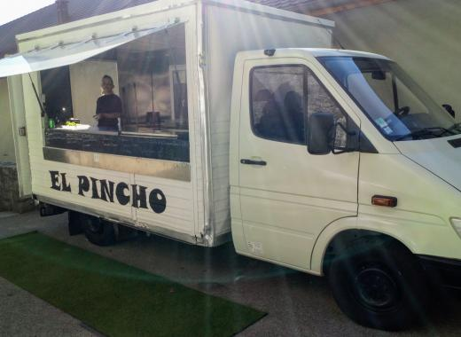 "FOODTRUCK ""EL PINCHO"""