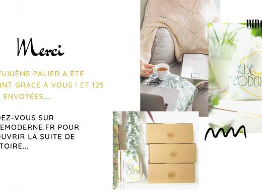 Pause Moderne Box DIY & Gourmande
