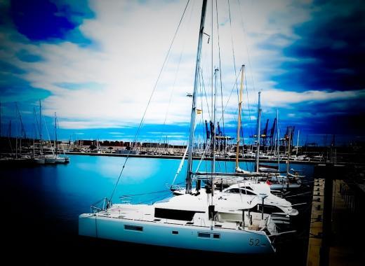 Catamaran Eco Responsible Sailing