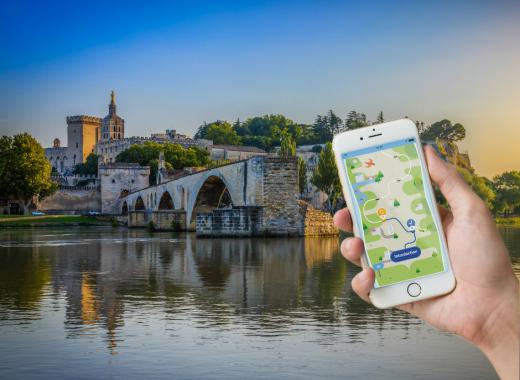 City Game Avignon votre jeu de piste éducatif et culturel en plein air