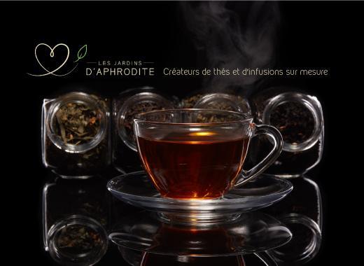 Les Jardins d'Aphrodite   Sommellerie de thés et d'infusions