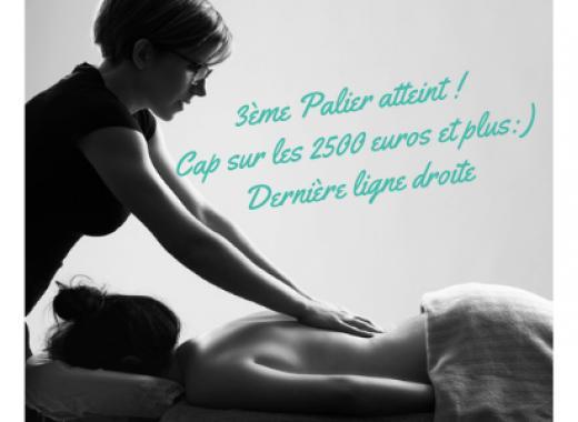 Le massage sur-mesure par Bien-être pour tous