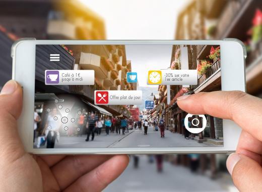 Ocenter, l'information locale en temps réel