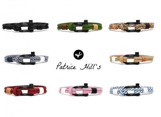 """Patrice Hill's - Une marque d'accessoires de mode """" à la française"""""""