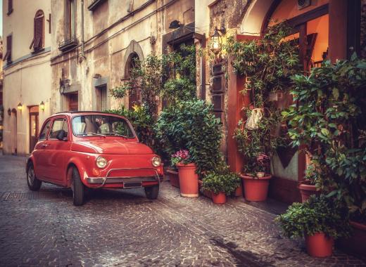 Le Monde d'Italie & Co