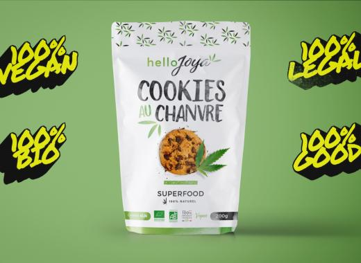 Un cookie au chanvre ca vous tente ?