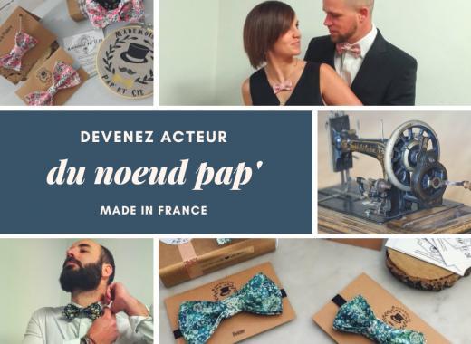 Mademoiselle Pap' et Cie