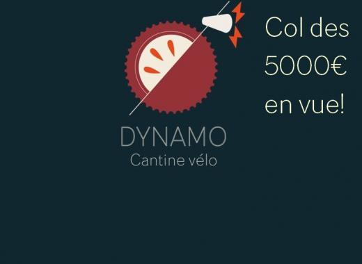 DYNAMO - Cantine & Vélo à Lorient!
